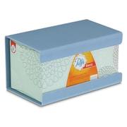 TrippNT Kleenex Large Box Holder; Peekaboo Blue