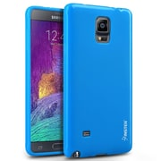 Insten® TPU Case for Samsung Galaxy Note 4 Blue (1957989)