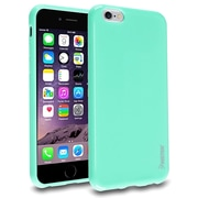 Insten® Jelly Gel Case for Apple iPhone 6/6S Plus Green (1933481)