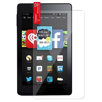 Insten Clear LCD Screen Protector Film Cover for 2014 Amazon Kindle Fire HD 6 1991074
