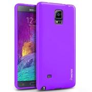 Insten® TPU Case for Samsung Galaxy Note 4 Purple (1957987)