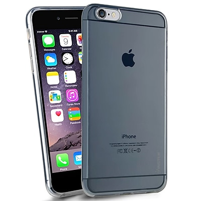 Deals Insten Rubber Case for Use with Apple iPhone 6/6S Plus, Clear (1933484) Before Too Late