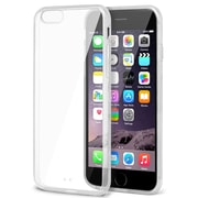 Insten® Bumper Rubber Cover Case for Apple iPhone 6 Plus Clear (1963242)