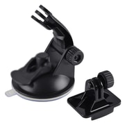 Insten® Black Suction Cup with Tripod Holder Mount Adapter for GoPro Hero 4 3+ 3 2 1