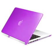 "Insten® Hard Case for Apple Macbook Pro with Retina Display 13"" Purple (1994497)"