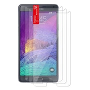 Insten® 3-Pack Clear LCD Screen Protector Film Cover for Samsung Galaxy Note 4 (1957997)