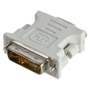 Insten® DVI-A Male (12+5) to VGA Female (15-Pin) Analog Dual Link Connector Adapter for PC Laptop Computer (1931199)