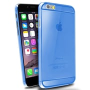 Insten® Hard Crystal Cover Case for Apple iPhone 6 Plus Blue (1933470)