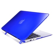 "Insten® Hard Rubber Coated Cover Case for Apple Macbook Air 11"" Blue (1991114)"