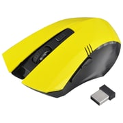Insten® 1991136 2.4G Wireless Optical 6D Button Game Mouse for Computer PC Laptop, Yellow