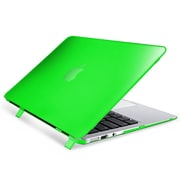 Insten® Hard Rubber Coated Case for Apple Macbook Air 11-inch Green (1991115)