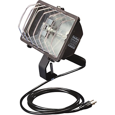 Lind Equipment Hand-Held Flood Lights with Clamp