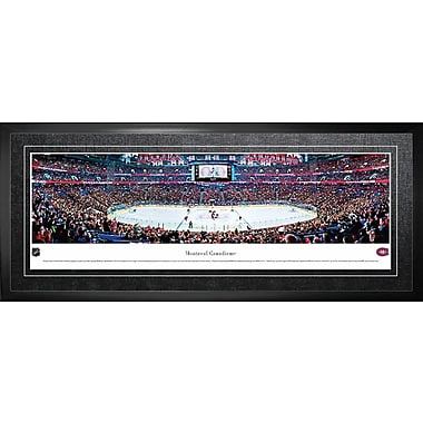 Montreal Canadiens Framed, Panorama Arena, 21