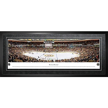 Boston Bruins Framed Panorama Arena, 21