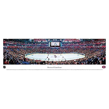 Montreal Canadiens Panorama Plaque, Arena, 21
