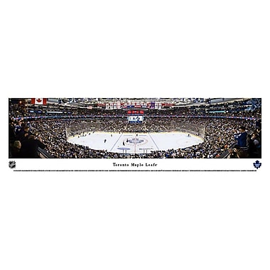 Toronto Maple Leafs Panorama Plaque, Arena, 21