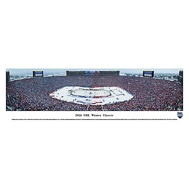 Toronto Maple Leafs Panorama Plaque, 2014 Winter Classic, 21