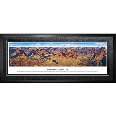Grand Canyon Framed, Panorama Day, 21
