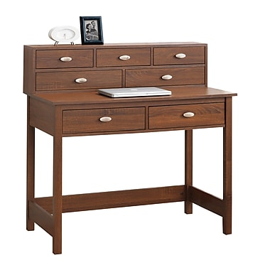 CorLiving WFP-820-D Folio Seven-Drawer Desks