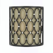 AF Lighting Cosmo Wall Sconce, Oil Rubbed Bronze (82192W)
