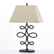 AF Lighting Rhythm Table Lamp, Bronze (8603TL)