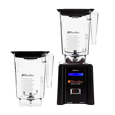 Blendtec Space Saver Blender, 3.8 Peak HP, 1800 Watts