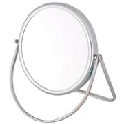 "Frasco Polished Chrome Beauty Mirror 7x Magnification 6.75"" x 7"" (FRA-95830)"