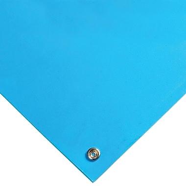 Wearwell Stat-Free Work Surface Mats, Blue