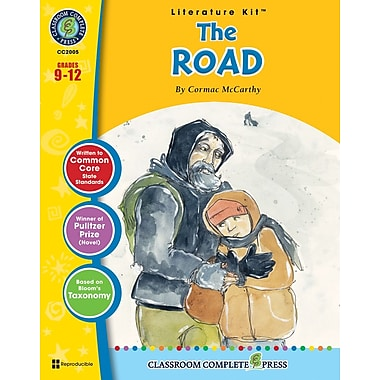 eBook: The Road Literature Kit, Grades 9-12 (PDF version, 1-User Download), ISBN 978-1-55319-976-2