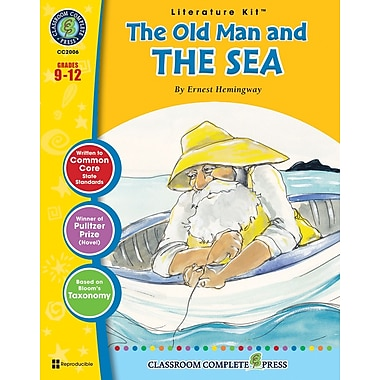 eBook: The Old Man and the Sea Literature Kit, Grades 9-12 (PDF version, 1-User Download), ISBN 978-1-55319-977-9