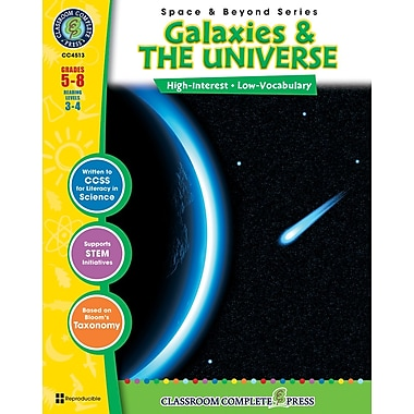 eBook: Galaxies & The Universe, Grades 5-8 (PDF version, 1-User Download), ISBN 978-1-55319-316-6
