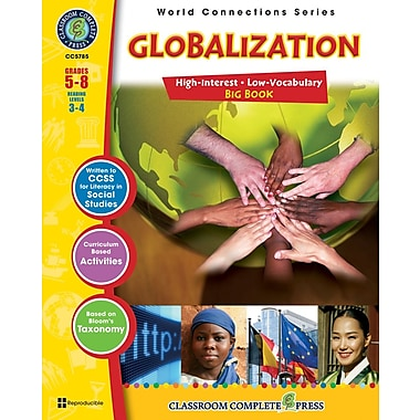 Globalization Big Book, Grades 5-8, ISBN 978-1-55319-483-5