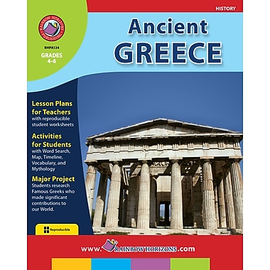 Ancient Greece, 4e à 6e années, ISBN 978-1-55319-085-1