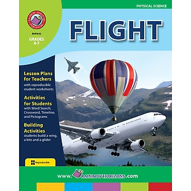 Flight, Grades 4-7, ISBN 978-1-55319-005-9