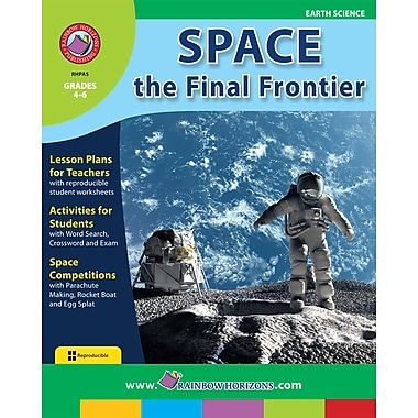 Space: The Final Frontier, Grades 4-6, ISBN 978-1-55319-011-0
