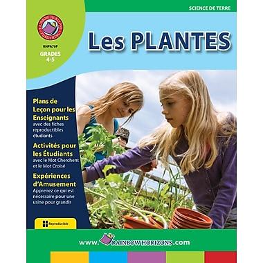 Les Plantes, Grades 4-5, ISBN 978-1-55319-076-9