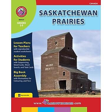 eBook: Saskatchewan Prairies, Grades 2-3 (PDF version, 1-User Download), ISBN 978-1-55319-262-6
