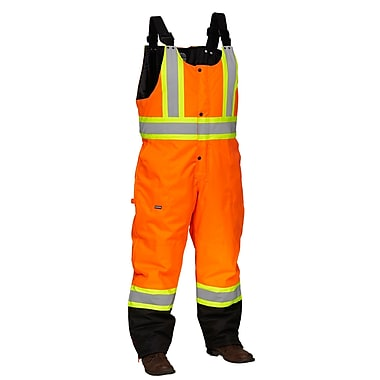 Forcefield Safety Overalls, Orange with Black trim