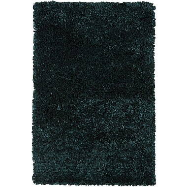 Chandra Proline Green Area Rug; 3'6'' x 5'6''