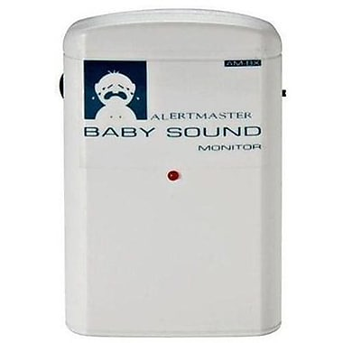 Clarity AMBX AlertMaster Baby Sound Monitor