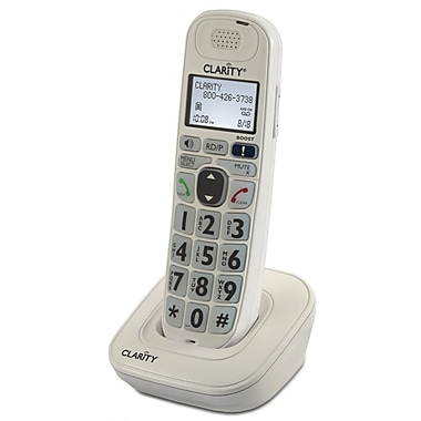 Clarity D704HS Expandable Handset for Clarity D700 Series Phones