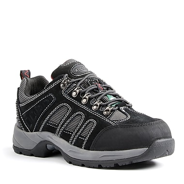 Kodiak Stamina Men's Safety Hiker, Black, Size 8.5