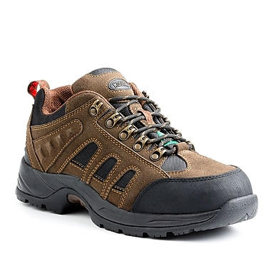 Kodiak Stamina Men's Safety Hiker, Brown, Size 10.5