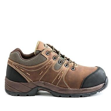 Kodiak Trail Men's Safety Hiker, Brown, Size 8