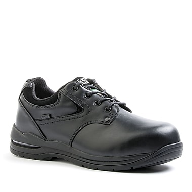 Kodiak Greer Men's Casual Safety Shoe, Black, Size 10.5