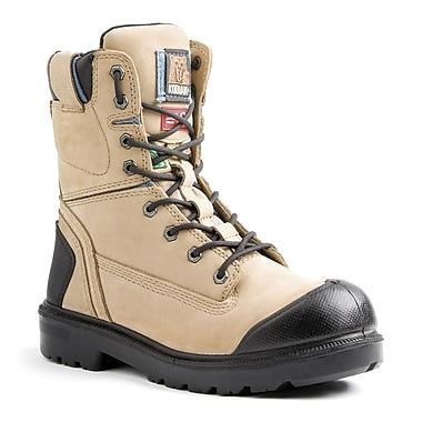 Kodiak – Chaussures de travail pour hommes Blue de 8 po, taupe