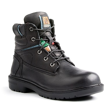 Kodiak – Chaussures de travail Blue pour femmes, 8 po, noir, taille 5