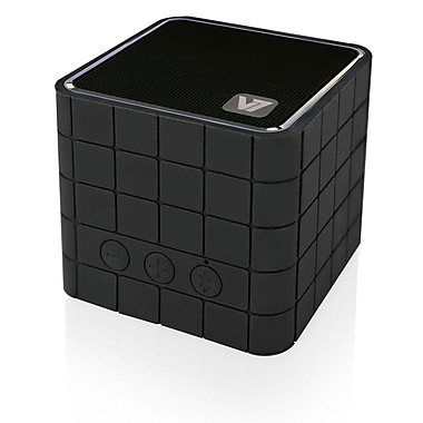Bluetooth Wireless Portable Speaker, Black