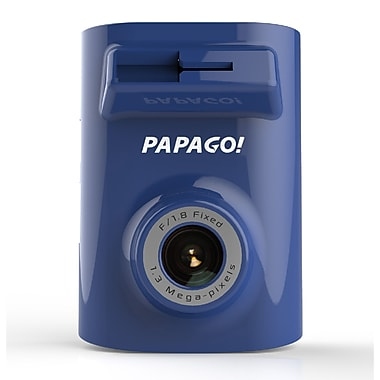 PAPAGO! GoSafe 115 Dash Camera, Full HD 720P 2.0