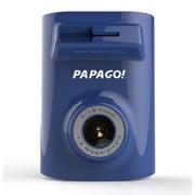 "PAPAGO! GoSafe 115 Dash Camera, Full HD 720P 2.0"" LCD Display, Blue, Bilingual"